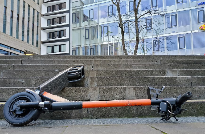 How safe are e-scooters?