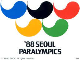 My first Paralympic Games – Seoul 1988